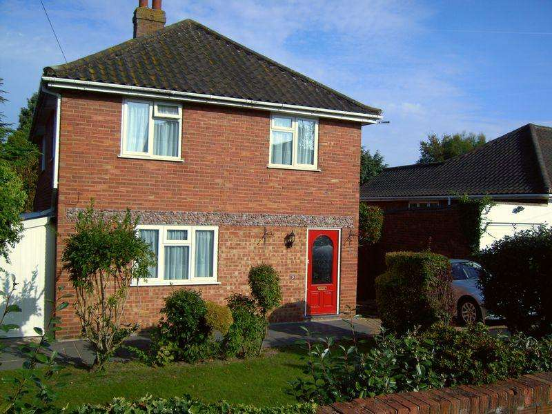 4 Bedrooms Detached House for sale in Burma Road, Old Catton