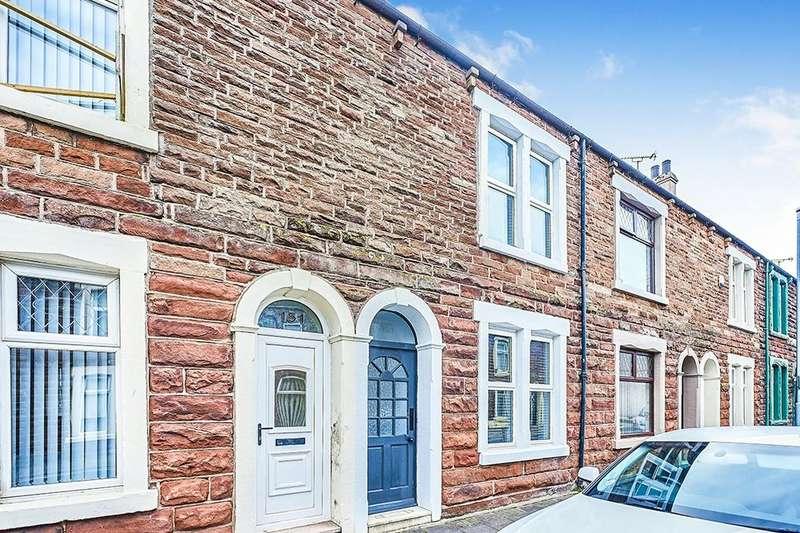 2 Bedrooms Property for sale in John Street, Workington, CA14