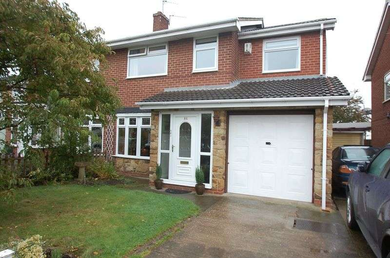 3 Bedrooms Property for sale in Chadderton Drive Thornaby, Stockton-On-Tees