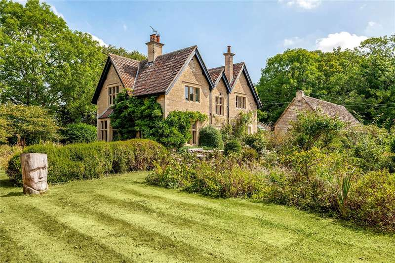4 Bedrooms Detached House for sale in Great Chalfield, Wiltshire, SN12