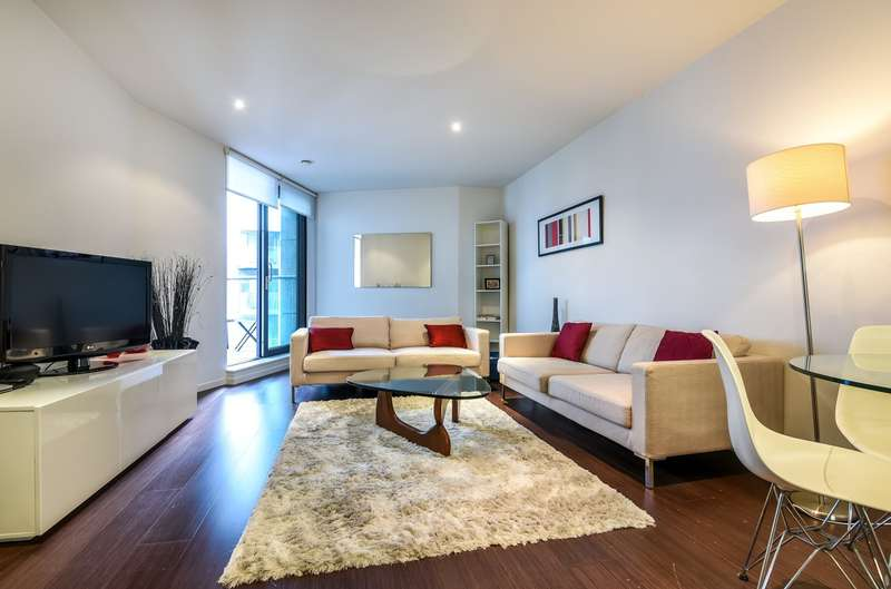 1 Bedroom Apartment Flat for sale in Baltimore Wharf, E14