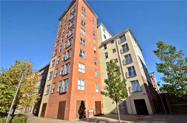 2 Bedrooms Apartment Flat for sale in Lansdowne House, Moulsford Mews, Reading