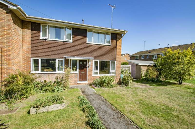 3 Bedrooms Semi Detached House for sale in Wallingford Road, Goring on Thames, RG8