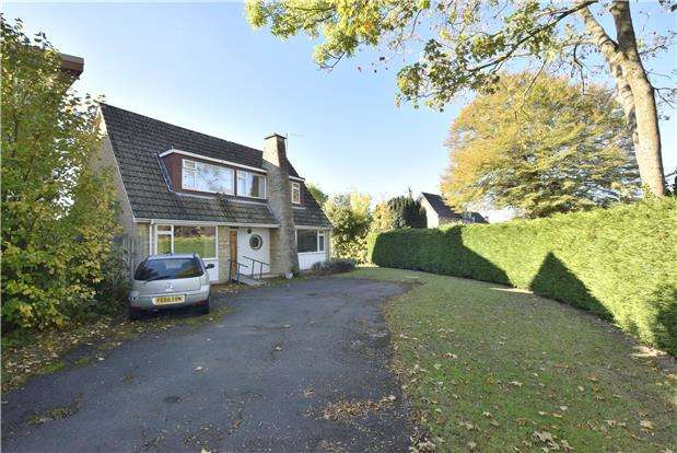 4 Bedrooms Detached House for sale in Greenway Lane, Charlton Kings, Cheltenham, GL52