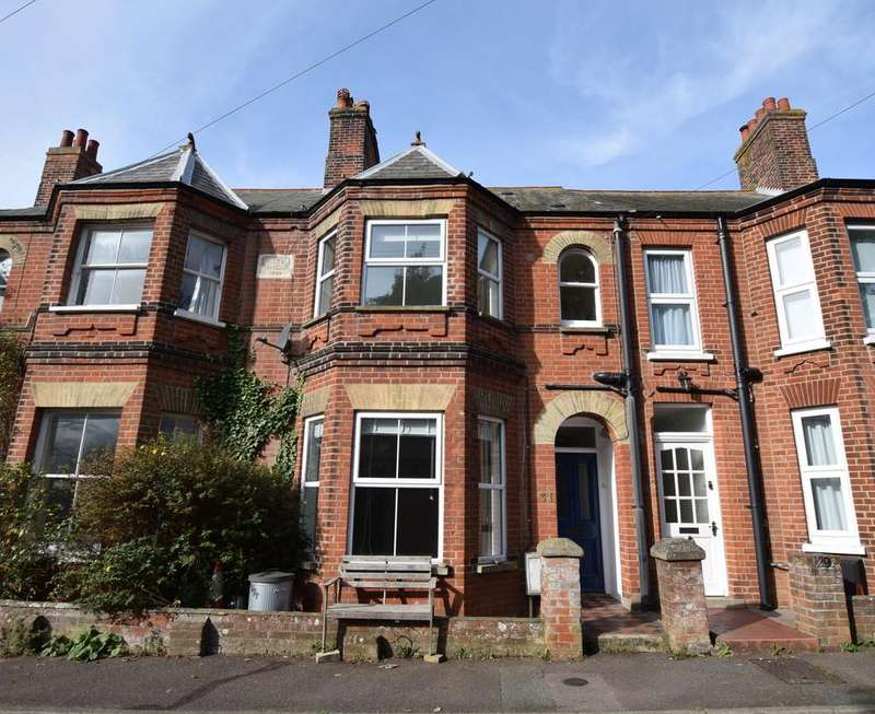 2 Bedrooms Terraced House for sale in Fawcett Road, Aldeburgh