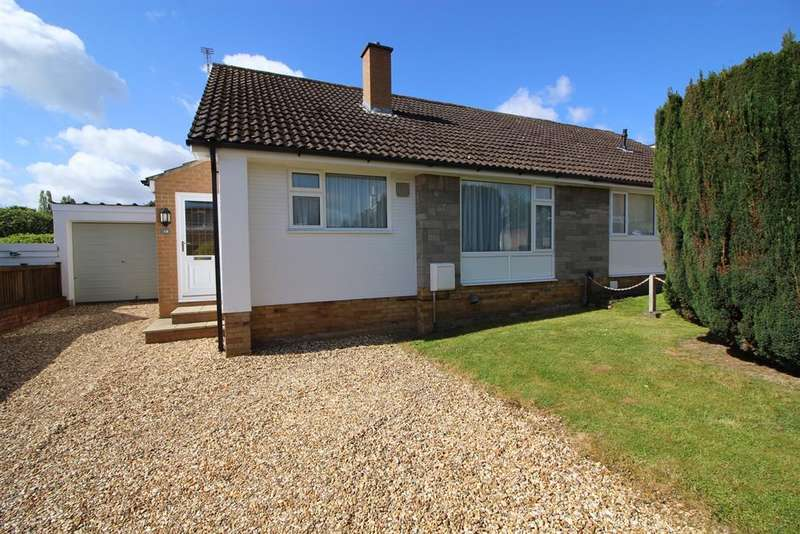 3 Bedrooms Semi Detached Bungalow for sale in Winchcombe Road, Frampton Cotterell, Bristol, BS36 2AG