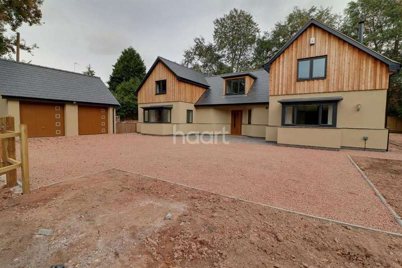 4 Bedrooms Detached House for sale in The Narth, Monmouth, Monmouthshire
