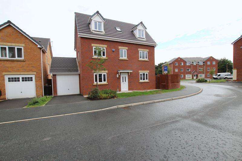 4 Bedrooms Detached House for sale in Rosswood Road, The Laurels