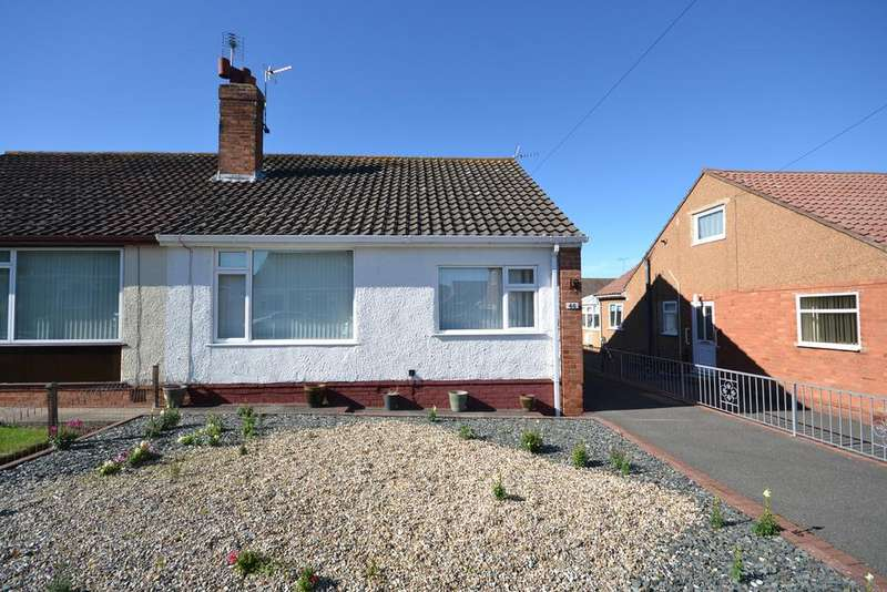3 Bedrooms Semi Detached Bungalow for sale in Clifton Rise, Abergele, Conwy, LL22