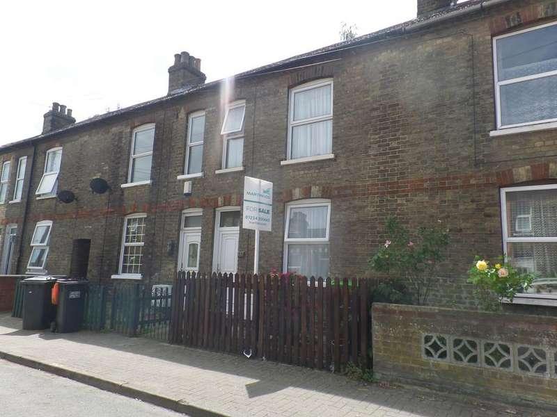 3 Bedrooms Terraced House for sale in St Leonards Street, Bedford