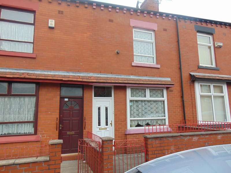 4 Bedrooms Terraced House for sale in Randal Street, Bolton BL3