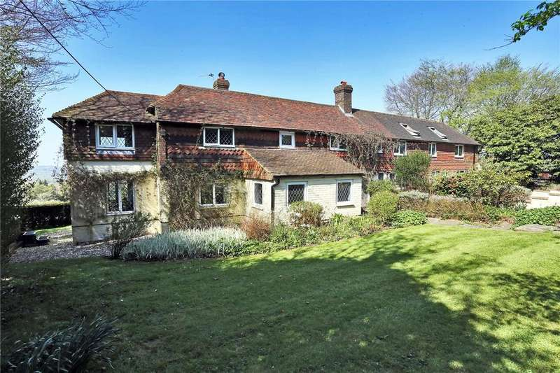 5 Bedrooms Detached House for sale in Broad Oak, Heathfield, East Sussex, TN21