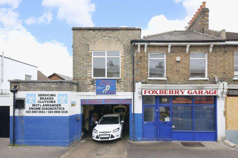 Residential Development Commercial for sale in Foxberry Garage, Foxberry Road, Brockley
