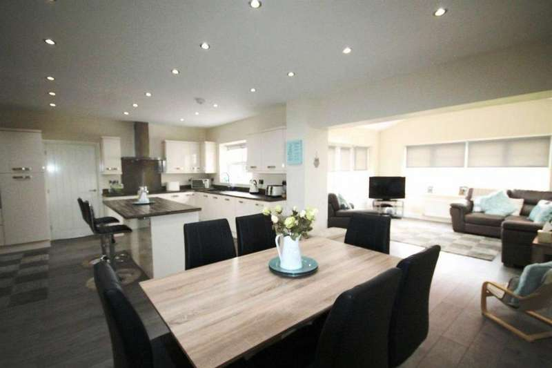 6 Bedrooms Detached House for sale in Jobson Meadows, Stanley, Crook