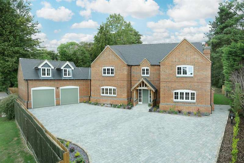 7 Bedrooms Detached House for sale in Harborough Road, Great Oxendon, Market Harborough