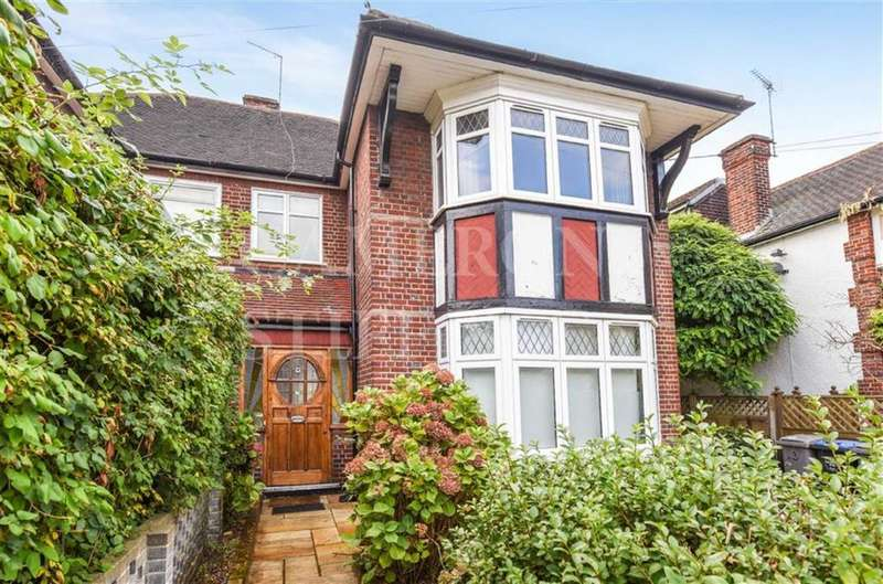 4 Bedrooms Semi Detached House for sale in Chelmsford Square, Kensal Rise, London, NW10