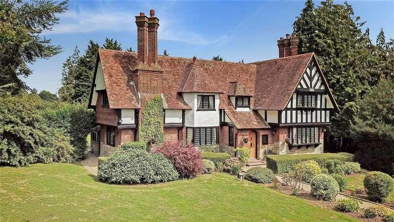 5 Bedrooms Detached House for sale in Beauchamps Lane, , Nonington, Dover, Kent