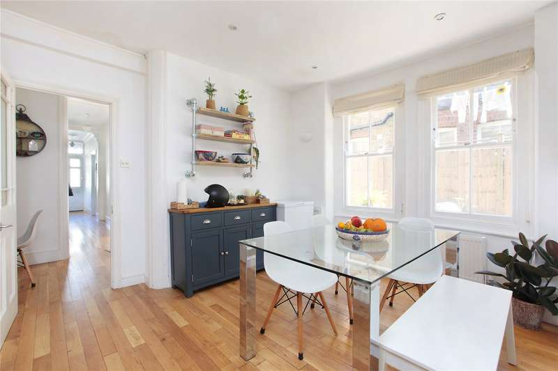 3 Bedrooms Flat for sale in Criffel Avenue, Telford Park, London, SW2