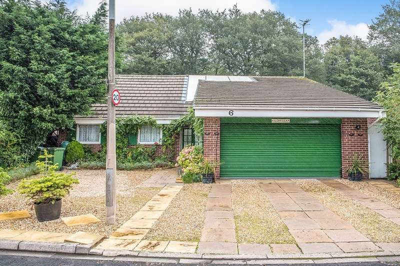 3 Bedrooms Detached Bungalow for sale in Foxwood, Liverpool, L12