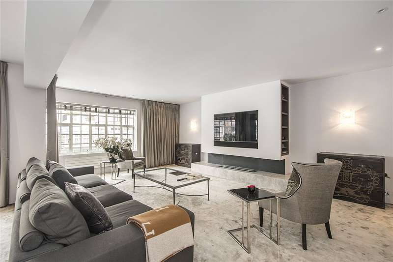 2 Bedrooms Flat for sale in Chalfont House, 19-21 Chesham Street, Belgravia, London, SW1X