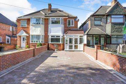 3 Bedrooms Semi Detached House for sale in Arran Road, Hodge Hill, Birmingham, West Midlands