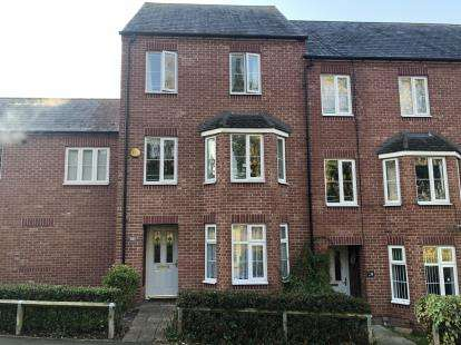 3 Bedrooms Terraced House for sale in Langford Way, Humberstone, Leicester, Leicestershire