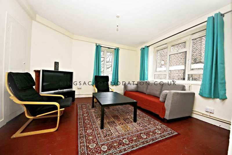 4 Bedrooms Flat for sale in Tulse Hill Estate, Tulse Hill