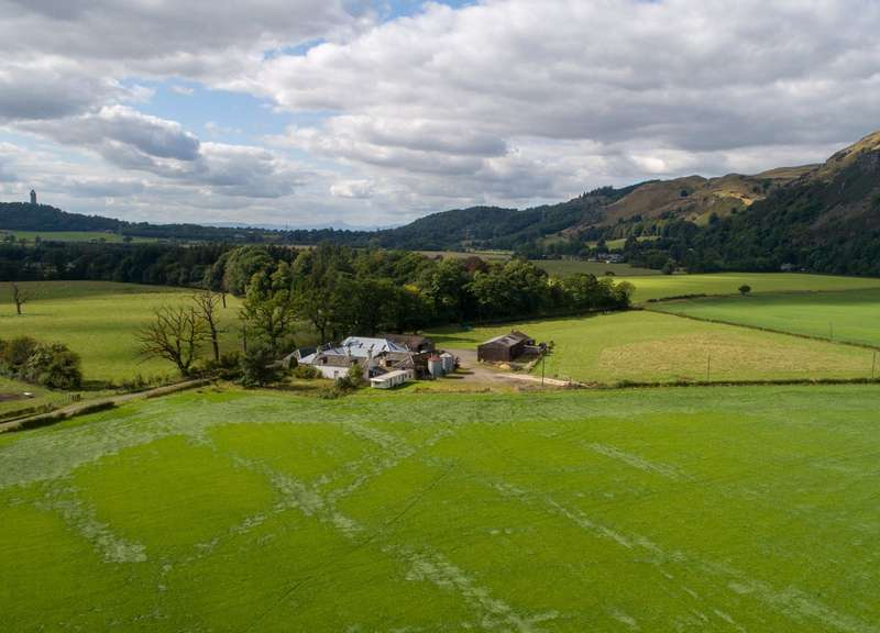 Farm Commercial for sale in Gogar Mains Farm, Blairlogie, Stirling, Stirlingshire, FK9
