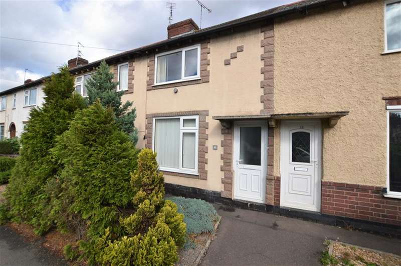 2 Bedrooms Terraced House for sale in Lansdowne Grove, Wigston LE18 4LU
