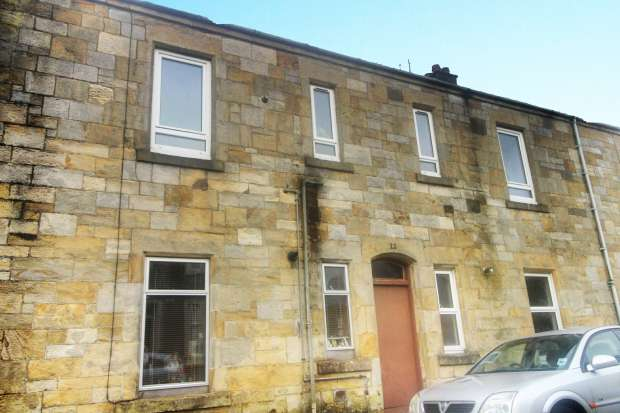 2 Bedrooms Apartment Flat for sale in Muirend Street, Garnock Valley, Ayrshire, KA25 7DQ