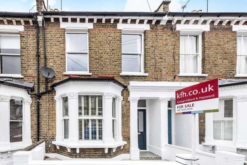 3 Bedrooms Terraced House for sale in Gairloch Road, Camberwell