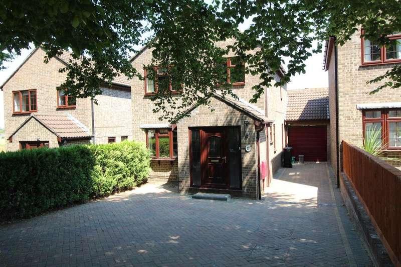 3 Bedrooms Link Detached House for sale in Sturminster Road, Brislington, BS14