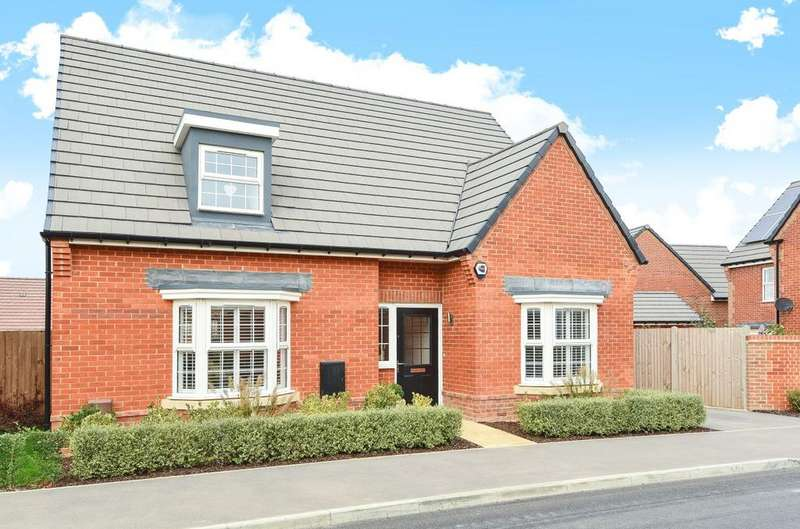 4 Bedrooms House for sale in Columbine Way, Clanfield, PO8