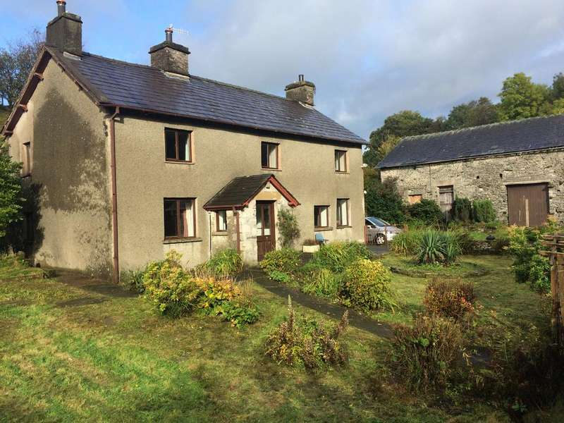 4 Bedrooms Detached House for sale in Kendal Park Farm, Kendal Parks Road, Kendal, LA9 7RA