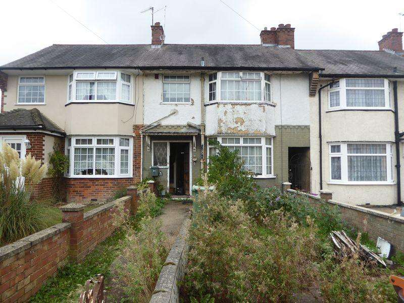 3 Bedrooms Terraced House for sale in Suncote Avenue, Dunstable