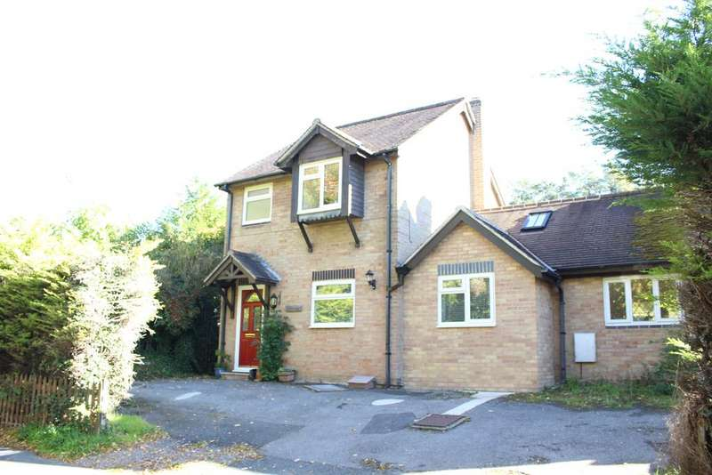 3 Bedrooms Link Detached House for sale in Smitham Bridge Road, Hungerford RG17