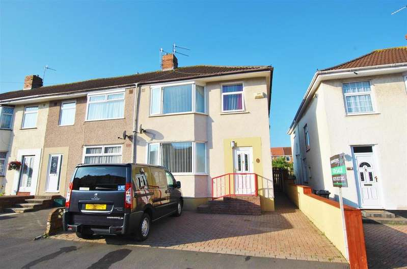 4 Bedrooms End Of Terrace House for sale in Leda Avenue, Hengrove, Bristol