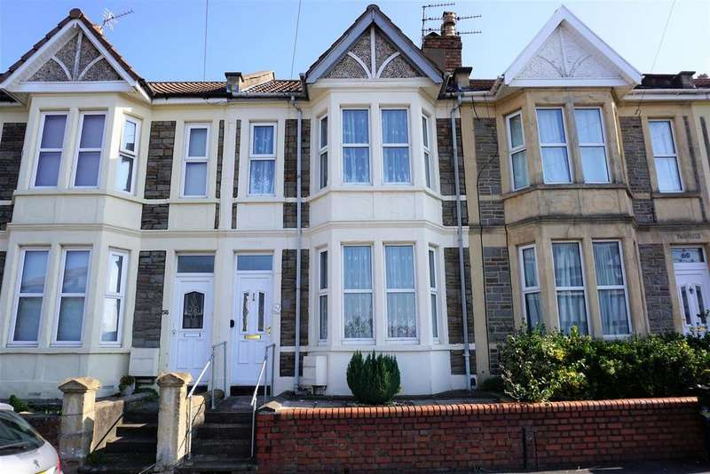 3 Bedrooms Terraced House for sale in Winchester Road, Brislington, Bristol