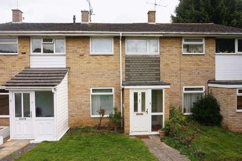 3 Bedrooms Town House for sale in Romany Close, Tilehurst, Reading