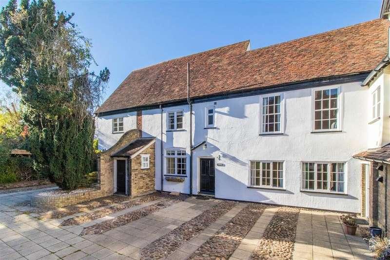 4 Bedrooms Semi Detached House for sale in High Street, Baldock