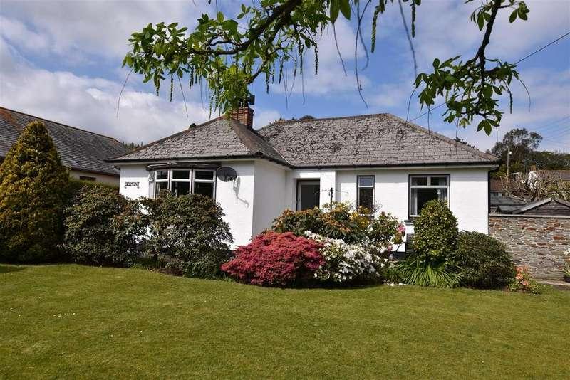 4 Bedrooms Detached Bungalow for sale in Lanner, Redruth