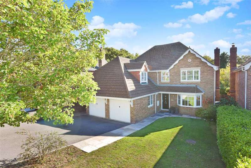5 Bedrooms Detached House for sale in BYE ROAD, SWANWICK