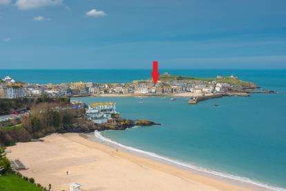 2 Bedrooms Terraced House for sale in St Ives, Cornwall, England