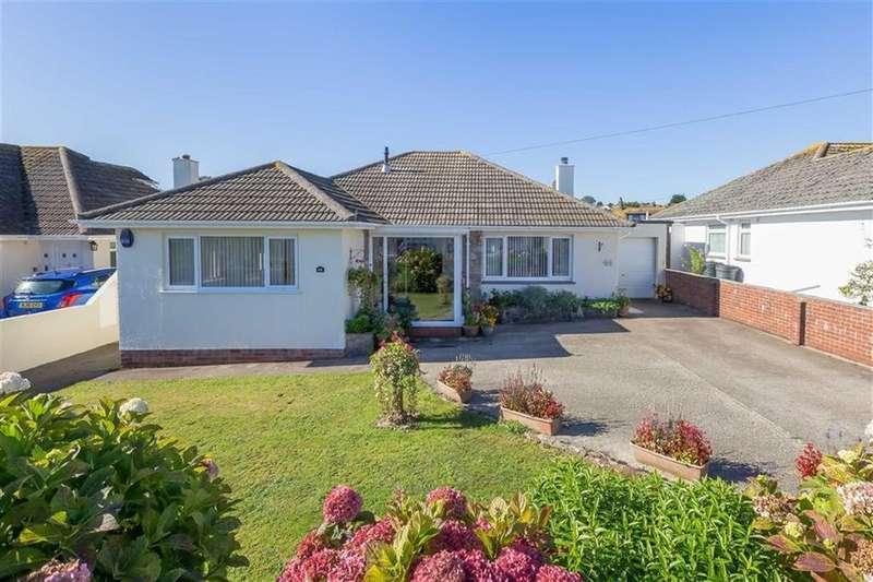3 Bedrooms Bungalow for sale in Blue Waters Drive, Paignton, Devon, TQ4