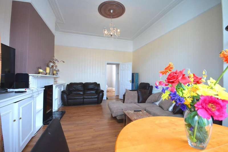 2 Bedrooms Flat for sale in Brownhill Road London SE6