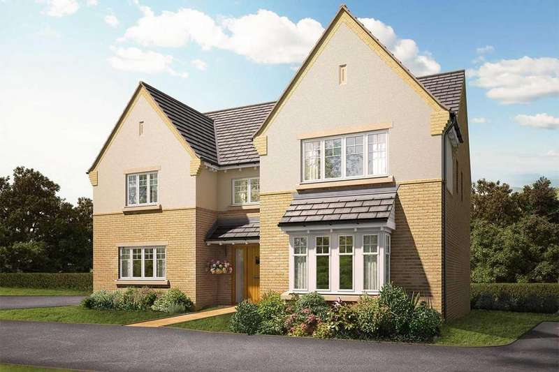 5 Bedrooms Detached House for sale in Knightley Road, Gnosall, Stafford
