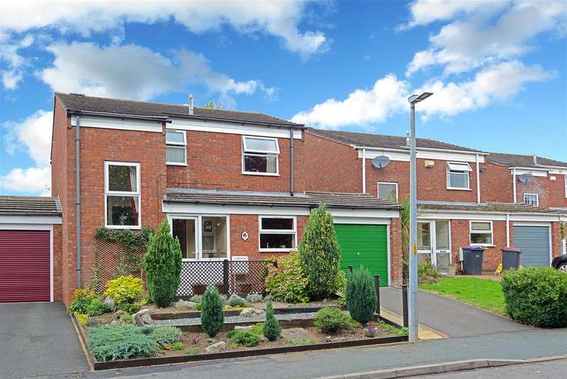 3 Bedrooms House for sale in Langholm Green, Madeley, Telford