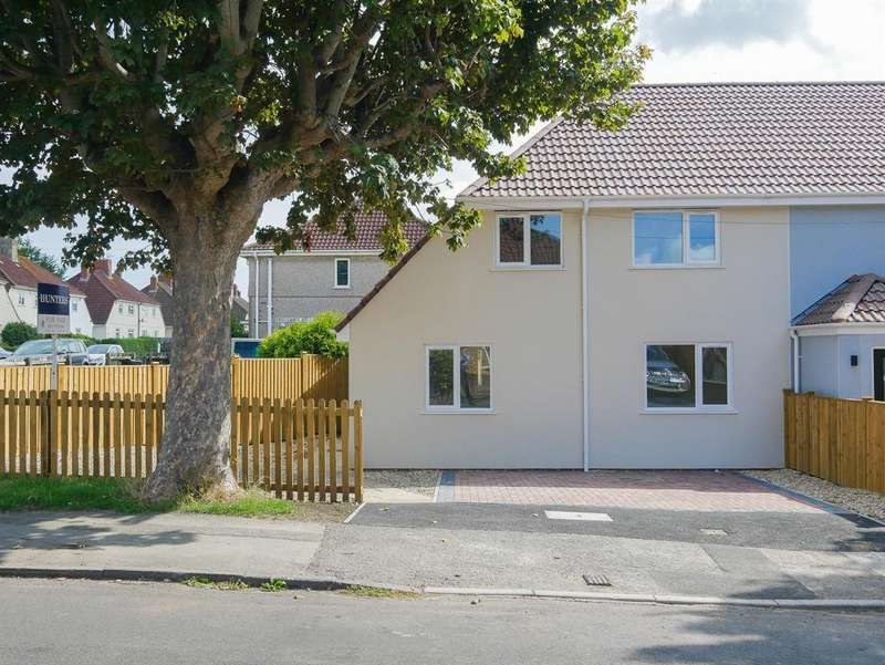 3 Bedrooms End Of Terrace House for sale in Queenshill Road, Knowle Park, Bristol, BS4 2XQ