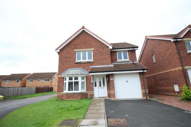 4 Bedrooms Detached House for sale in Stocks Street, KIRKCALDY, Fife