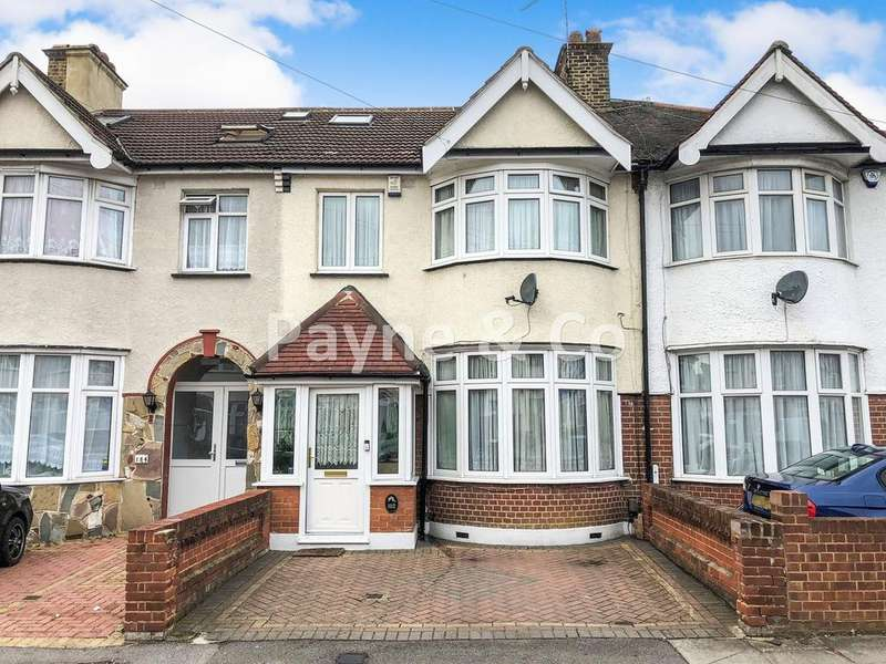 4 Bedrooms Terraced House for sale in South Park Road, ILFORD, IG1